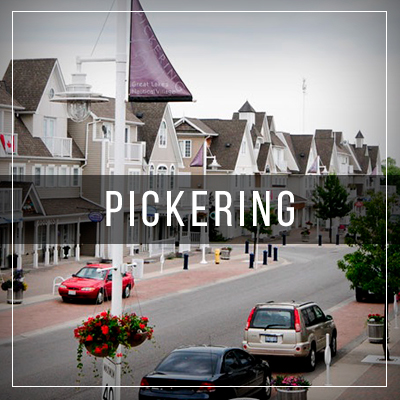 Pickering Townhomes For Sale